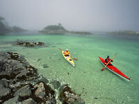 Broken Island Kayak Trip for Four