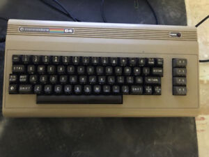 Commodore 64 -1982 By Commodore international Ltd