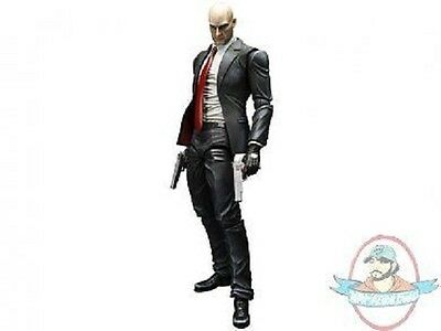 Hitman: Absolution Agent 47 Play Arts Kai Action Figure by Square Enix