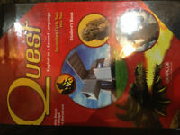 QUEST, SECONDARY CYCLE 2, YEAR 2, STUDENT'S BOOK