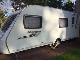 Swift Charisma 570 Six Berth Caravan   Like New For Sale