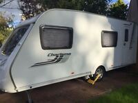 Swift Charisma 570 Six Berth Caravan | Like New For Sale
