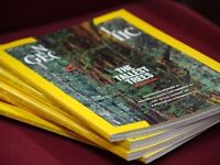 95 issues of National Geographic Magazine for sale | 2009 - 2016 | Great condition
