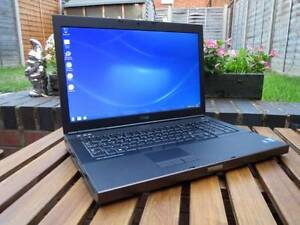 Dell Precision M6400, Intel Dual, 8GB, 320GB HD,17''LCD, Quadro