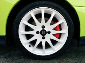 Seat Ibiza cupra wheels