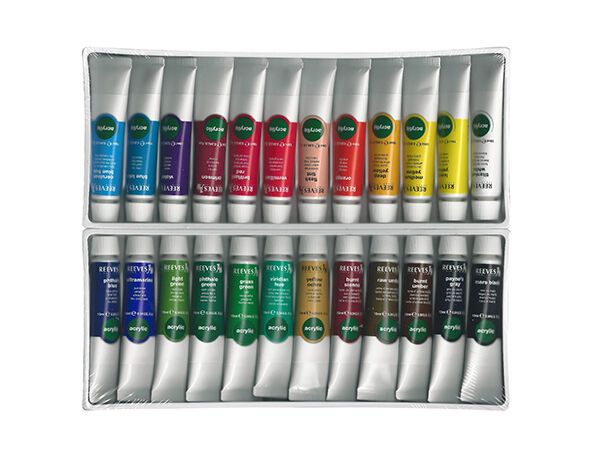 Best Acrylic Paint For Crafts
