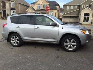 2007 Toyota RAV4 Limited, V6, AWD, Etested with Safety Cert.
