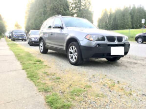 2004 BMW X3 One Owner - Excellent Condition