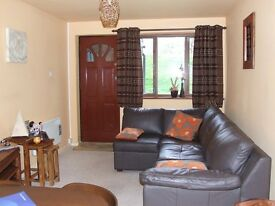 Spacious one bedroom unfurnished ground floor flat in Loddon