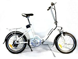 FOLDING  E-BIKE NOW ON SALE WHILE SUPPILES LAST !