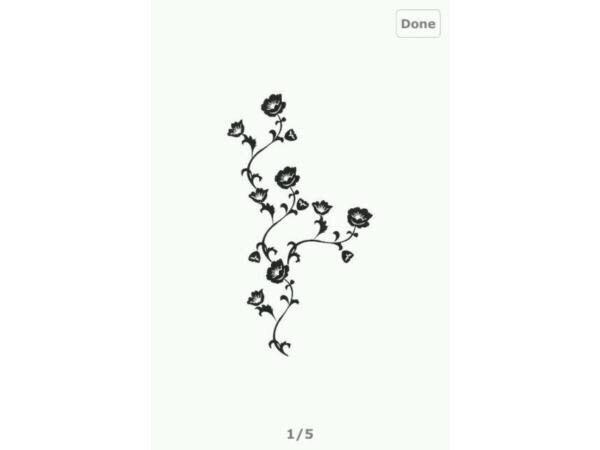 ikea flower wall art, new/ sealed | in newmarket, suffolk | gumtree