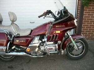 1984 Honda Gold Wing 1200