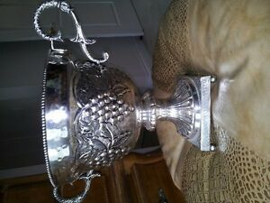 Silver plated Pewter - Centrepiece