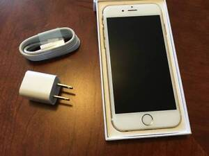 Apple iPhone 6 64GB Gold - Bell Canada - $450