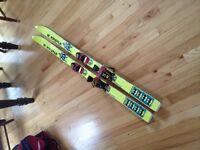 KASTLE Junior Downhill Skiis