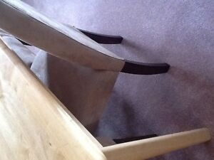 Almost new chairs set of 4