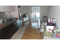Double bedroom for rent in a modern 2 bed flat - Indian family - Wembley Park