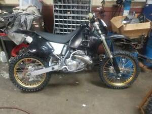 1993 Honda cr500 mint  shape