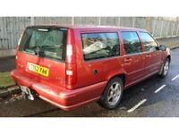 T REG 1999 V70 TORSLANDA 10V 1.9cc LPG/PETROL MOT HPI CLEAR GOOD CONDITION CHEAP TO RUN LPG