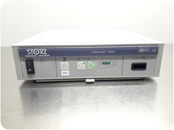 KARL STORZ 202101 20 TELECAM NTSC  VIDEO CAMERA CONTROLLER % (232527)