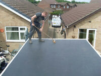 FLAT ROOF EPDM RUBBER ROOFING REPAIRS AND NEW ROOFS
