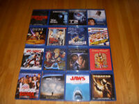 Various Blu-rays For Sale