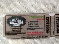 Trail Ride / Camping/ Pig Roast /Live Band