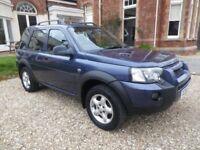 Freelander 06 1.8 petrol Manual