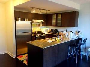 Richmond center furnished 3 bedroom concrete 3 levels townhouse