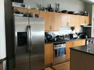 Entire kitchen available, appliances and cabinets