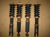 93 97 TOYOTA SUPRA MK IV JZA80 ADJUSTABLE COILOVERS JDM SUPRA