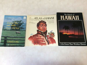 Hawaii Books Slides