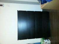 Malm 4 drawer dresser in perfect condition from ikea.