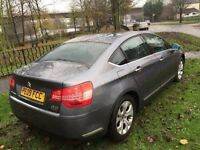 2009 NEW MODEL CITROEN C5 EXCLUSIVE 2.0 HDI AUTOMATIC 140 BHP DIESEL DRIVES AS NEW PX SWAP