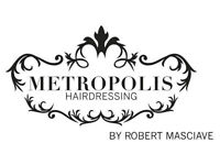 HAIRDRESSING JOBS AVAILABLE - APPRENTICE / ASSISTANT & HAIRSTYLIST WANTED AT METROPOLIS HAIRDRESSING