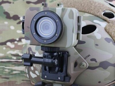 - Mini video + photo action Camcorder waterproof Multicam by Emerson Gear