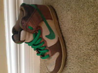 Nike High Top- Mint Condition