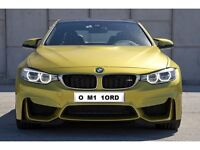 O MY LORD - private number plate personalised plates Bmw Audi Mercedes Honda