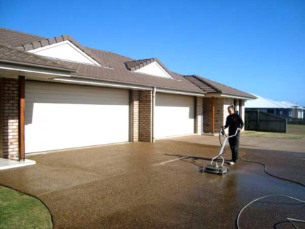 Pressure Wash Homes excellent Results***