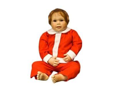 Weihnachtskostüm für Jungen Baby 2-tlg. o. Mütze - Kostüm Für 2 Jungs