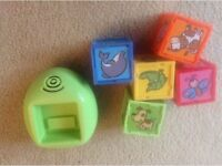 Fabulous condition ELC puzzle cubes. Smoke free home