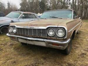 1964 Impala Project