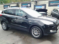 Ford Kuga 2.0 TDCi 163 Titanium X 4x4 (HALF LEATHER+SAT NAV)