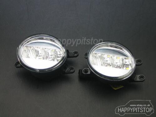 LEXUS 2011-2014 CT200h LED DRL hybrid daytime running light fog lamp lights