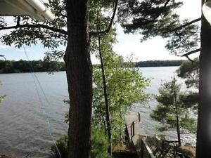 Muskoka lakefront cottage in Bala $95/night