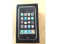 iPhone 3GS box