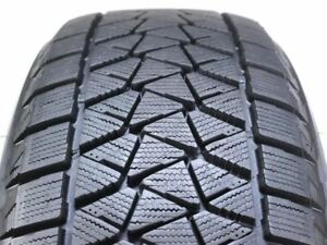 215 60 16 Bridgestone Blizzak WS80 on hubcentric VW rims