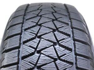 215 60 16 Bridgestone Blizzak WS80 on hubcentric VW rims