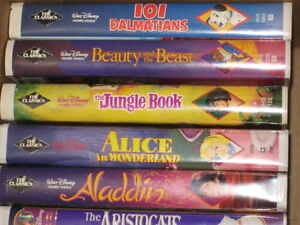 Walt Disney Movies VHS  Black Diamond