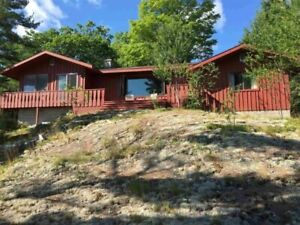 Big Basswood Lake - Cottage Rental